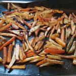 3 soorten home made frietjes