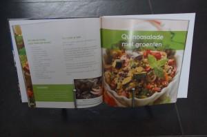 kookboek op standaard