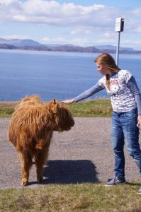 milou dierenvriend highlander schotland
