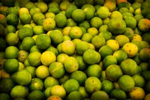 groene limoenen