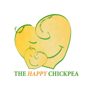 the happy chickpea logo