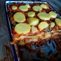 vegan aubergine ovenschotel