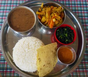 dal_bhat_nepal_vegan