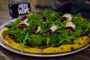 PickyWops London Bello Crudo pizza with tumeric base (2)