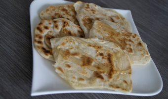 Marokkaanse msemen