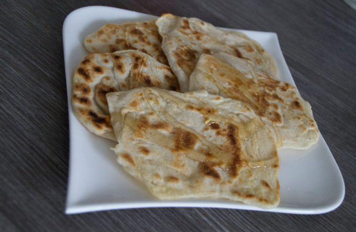 Msemen; Marrokaanse broodpannekoekjes